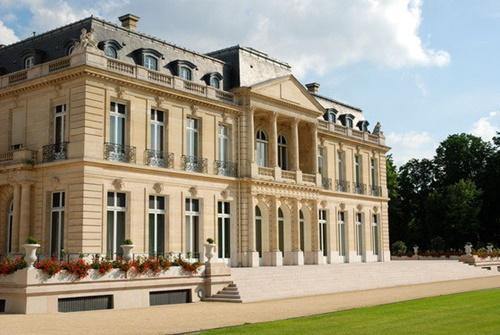 フランス・パリにあるOECD本部の建物「Chateau de la Muette」[写真 OECDホームページ]