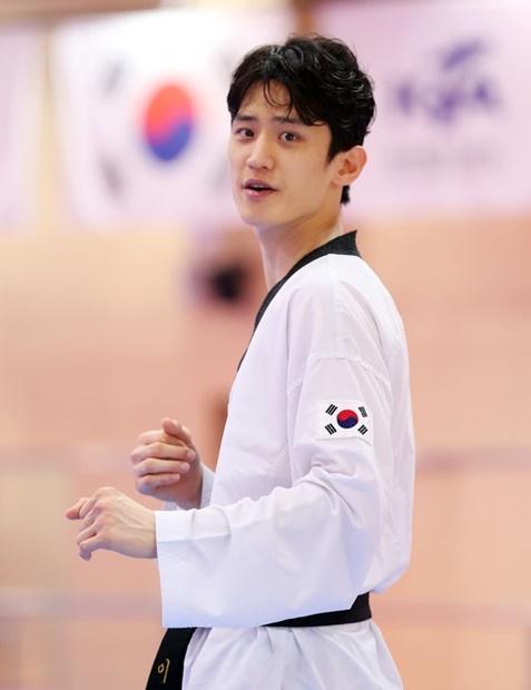 イ・デフンは秋夕連休の13日に行われる千葉グランプリで金メダルに挑戦する。[写真 韓国ニッカンスポーツ]