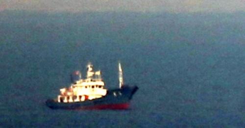 操業中の北朝鮮漁船。写真と記事内容に関連はありません。[中央フォト]