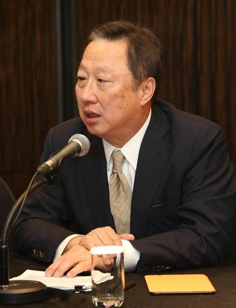 朴容晩(パク・ヨンマン)大韓商工会議所会長 [写真 大韓商工会議所]