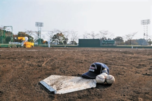 反日情緒の影響で韓国プロ野球球団がキャンプ地として利用してきた日本から手を引いている。斗山が使用していた宮崎県西都市の球場。[中央フォト]