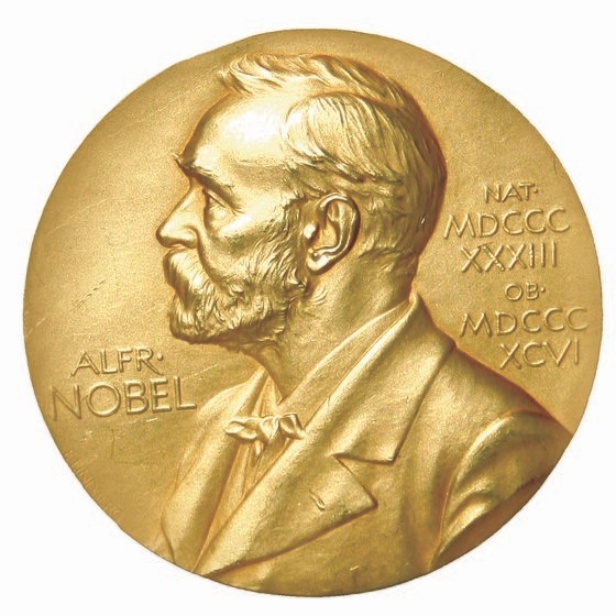 ノーベル賞メダル