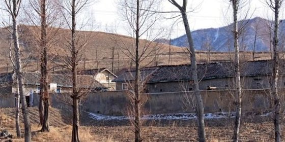 北朝鮮国境地域の丹東にある女性政治犯収容所[写真 オープン・ドアーズ]