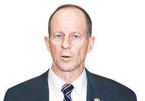 デイビッド・スティルウェル米国務省東アジア太平洋次官補
