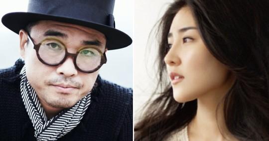 歌手キム・ゴンモとピアニストのチャン・ジヨン