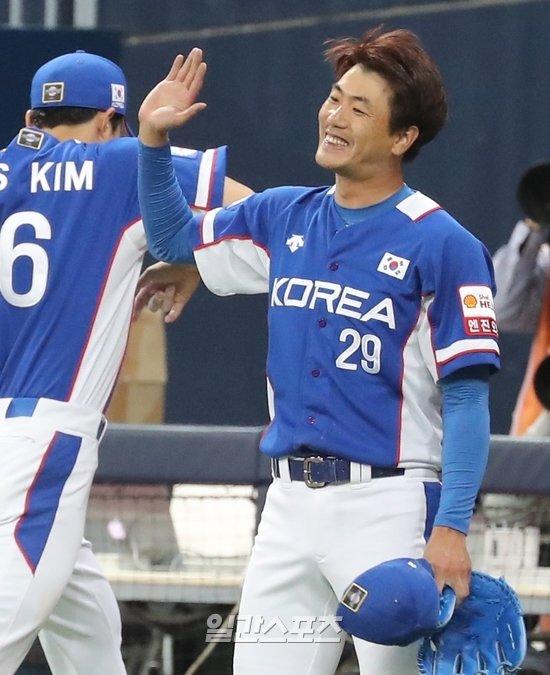 先発投手の金広鉉(キム・グァンヒョン) チョン・シジョン記者