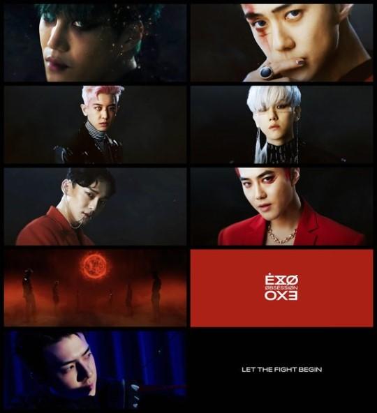 EXO[写真 SMエンターテインメント]