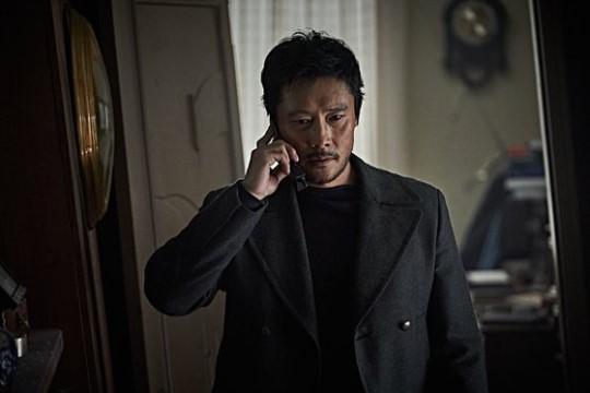 俳優イ・ビョンホン