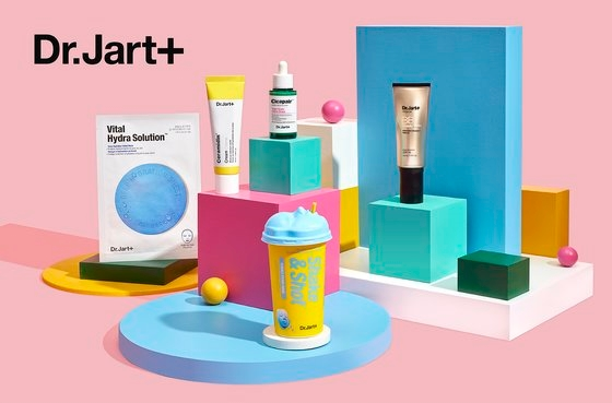 Kビューティーブランド「ドクタージャルト」が世界的な化粧品大手「エスティ・ローダー・カンパニーズ」に買収される。企業価値は約2兆ウォンだ。[写真 ドクタージャルト]