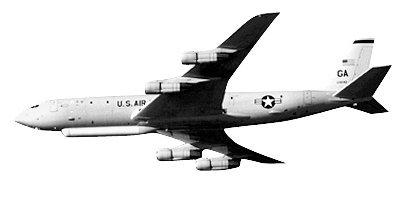 E-8ジョイントスターズ[写真 米空軍]
