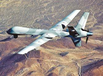 米軍のMQ-9リーパー