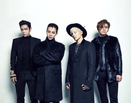 BIGBANG[写真 YGエンターテインメント]
