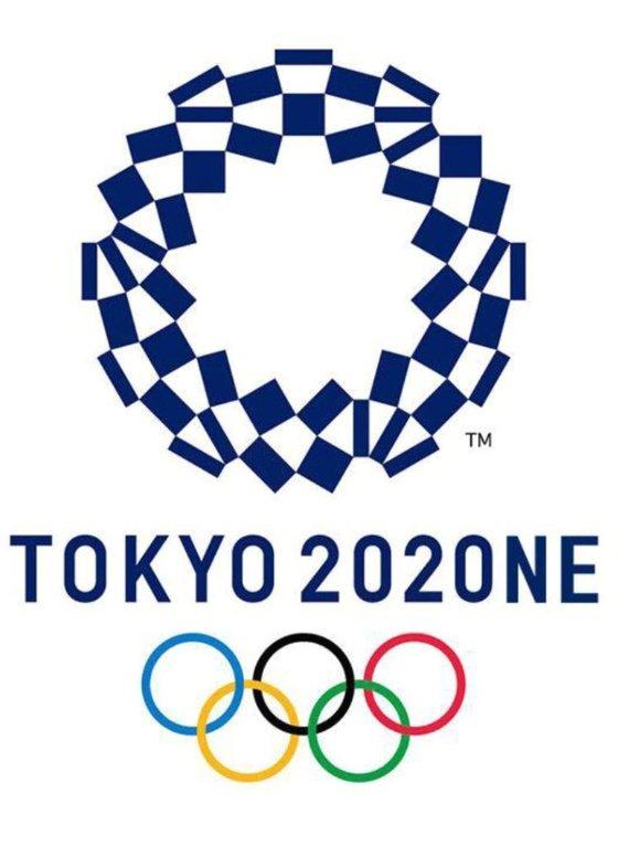五輪マーケティングの専門家マイケル・ペイン氏が2021年に開かれる東京五輪のロゴを提案した。[ツイッター キャプチャー]