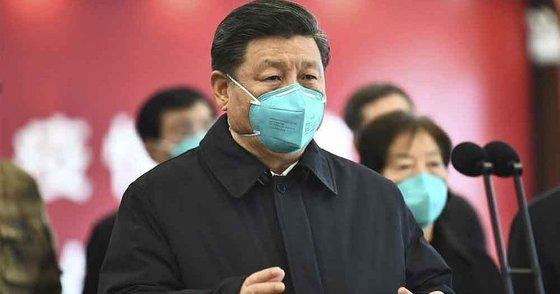 中国の習近平国家主席[中央フォト]