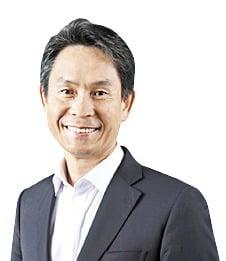 サムスン電子システムLSI事業部センサー事業のパク・ヨンイン氏(副社長)