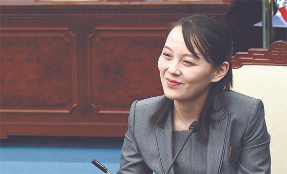 金与正(キム・ヨジョン)労働党第1副部長