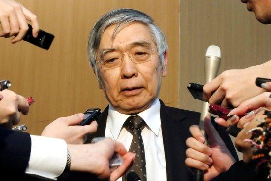 黒田東彦日本銀行総裁