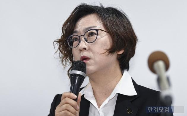 日本軍性奴隷制問題解決のための正義記憶連帯のイ・ナヨン理事長[韓国経済]