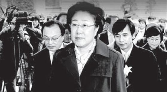 韓明淑(ハン・ミョンスク)元首相
