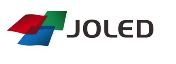 日本ディスプレイメーカー「JOLED」のロゴ。[写真 JOLEDホームページ]