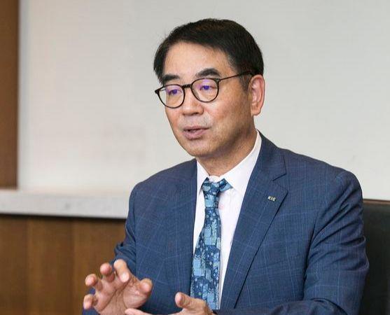 韓国投資公社の崔熙男社長