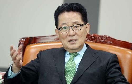 民生党の朴智元(パク・ジウォン)議員