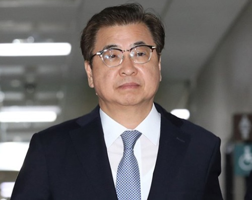 徐薫(ソ・フン)青瓦台国家安保室長。