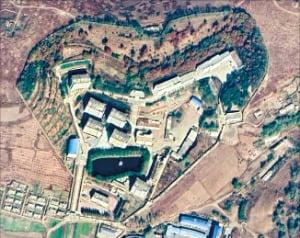 米CNN放送が報じた北朝鮮平壌元魯里一帯に核弾頭開発と関係があると推定される施設