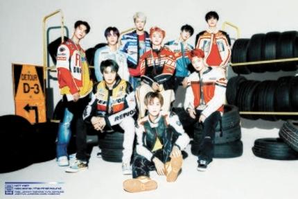 NCT 127[写真 SMエンターテインメント]