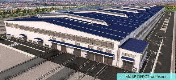 ポスコ建設がフィリピン運輸省が発注した2.9億ドル規模のマニラ南北通勤鉄道車両基地建設工事を単独で受注した。