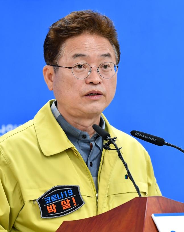 李チョル雨・慶北道知事