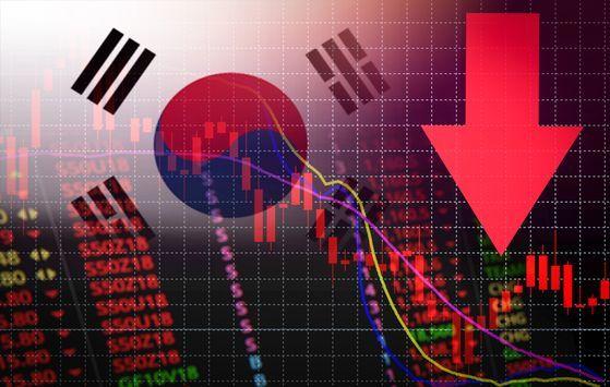 韓国銀行が23日発表した「2020年4-6月期の実質国内総生産(GDP)」(速報値)によると、4-6月期の実質国内総生産は前四半期に比べ3.3%減少した。