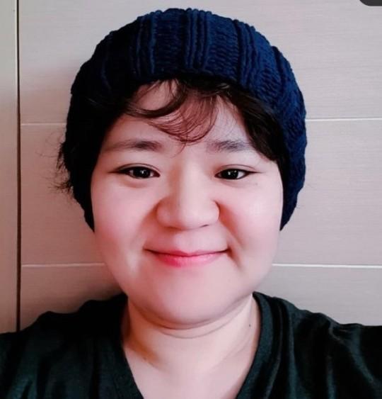 女優イ・サンオクさん