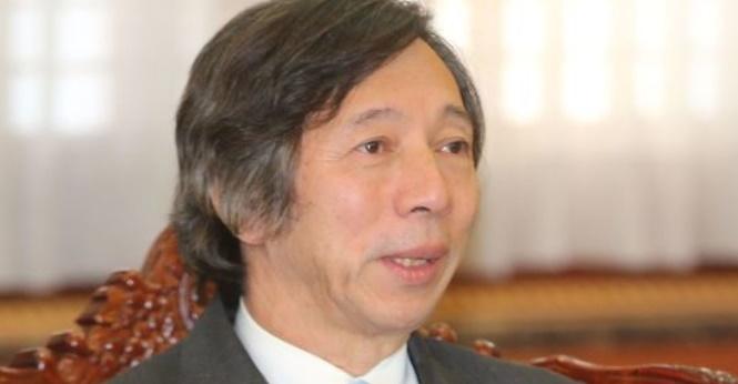 武藤正敏・元在韓国特命全権大使 [中央フォト]