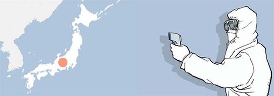 日本の新型コロナウイルス感染拡大速度が尋常でない。
