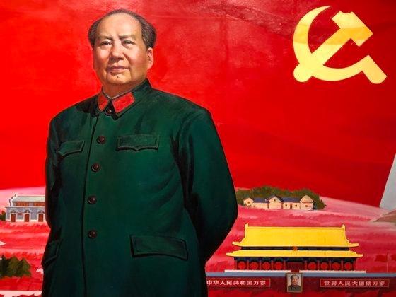 毛沢東元主席