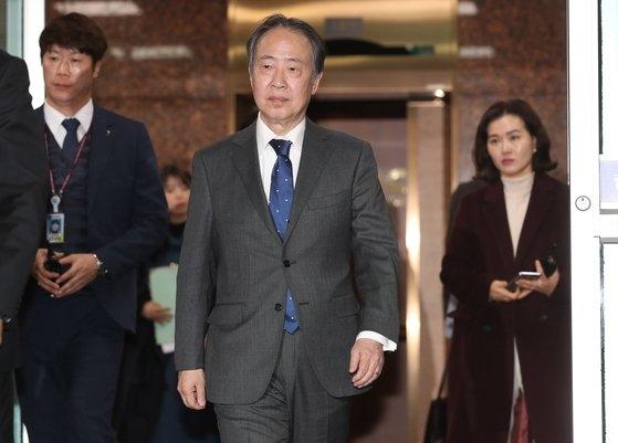 冨田浩司駐韓日本大使