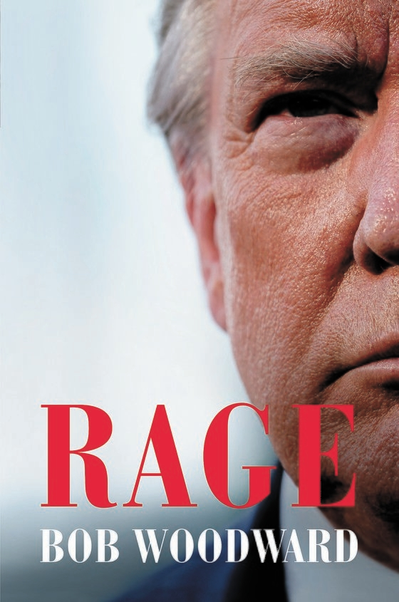 ボブ・ウッドワード氏の著書『怒り(Rage)』