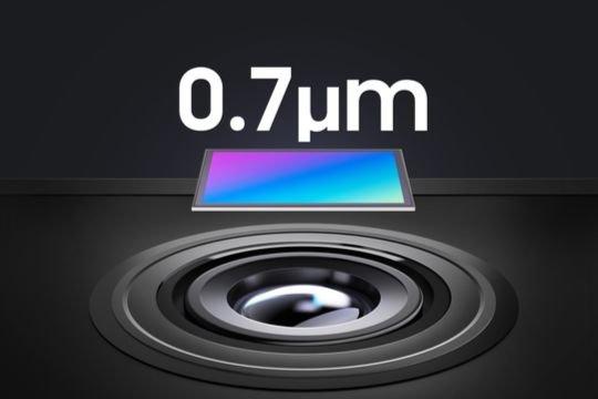 サムスン電子が個別画素(ピクセル)の大きさを0.7マイクロメートル(100万分の1メートル)まで小さくしたイメージセンサー4種類を11日に同時公開した。[写真 サムスン電子]
