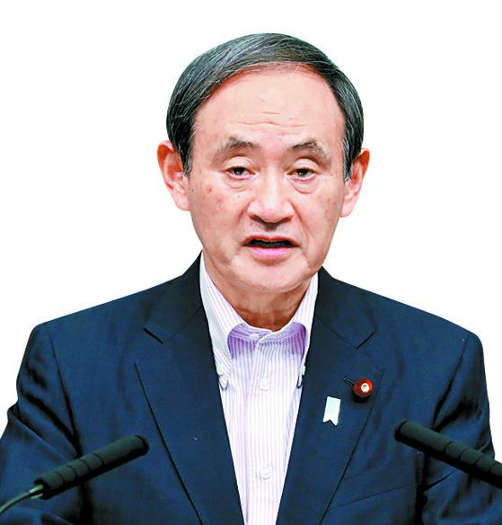菅義偉新首相