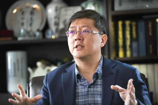 金大中元大統領の三男で、与党「共に民主党」から除籍処分を受けた金弘傑議員。