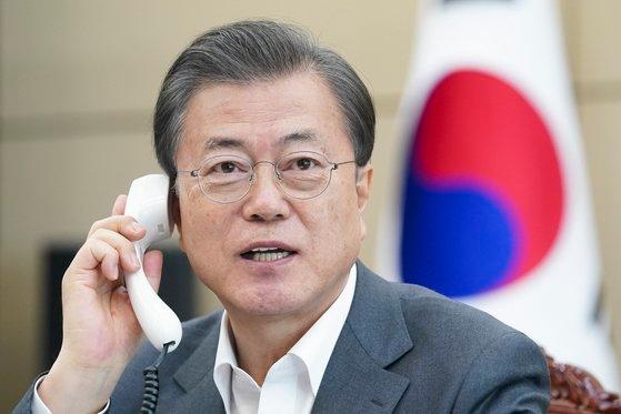韓国の文在寅(ムン・ジェイン)大統領