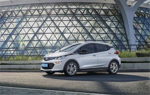 GMの電気自動車「シボレー・ボルトEV」
