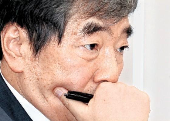 尹碩憲(ユン・ソクホン)金融監督院長