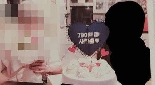 EXOチャンヨルの元恋人と主張する女性A氏が公開した掲示物