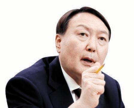 尹錫悦(ユン・ソクヨル)検察総長