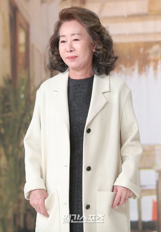 女優のユン・ヨジョン