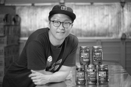 米オレゴン州ポートランドのキムチ会社「Choi's Kimchi」の共同創業者、故マシュー・チェ氏。[写真 Choi's Kimchi]