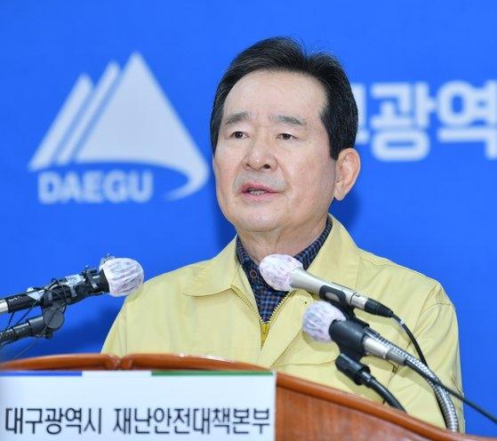 丁世均(チョン・セギュン)首相