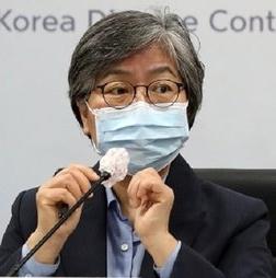 鄭銀敬(チョン・ウンギョン)疾病管理庁長
